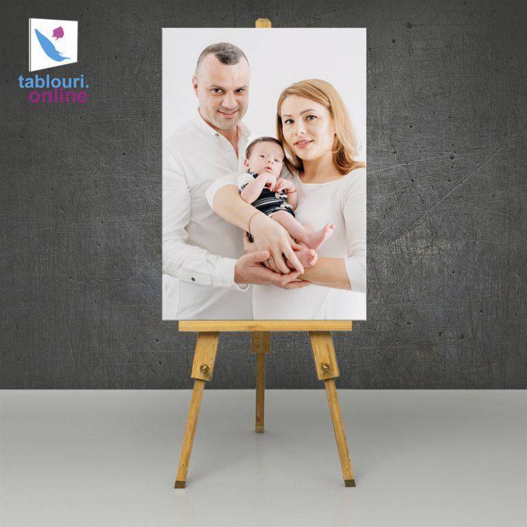 Tablou de familie 70 x 100 cm